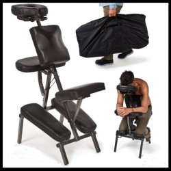Tattoo Chair with heavy duty Carry bag