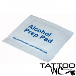 Alcohol Prep Pads  Box of 200's