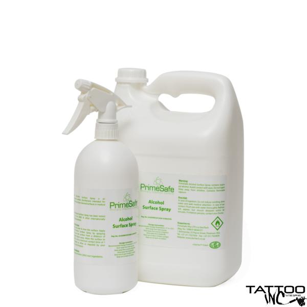 Alcohol 75.15% Isopropyl alcohol Surface spray 1L