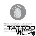 Gloves Tattoo Black Nitrile Carbon® 200 gloves per Box (Each)