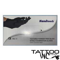 Gloves Black Nitrile Handtouch™ Case of 10