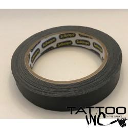 Masking tape BLACK 18mm X 50m roll