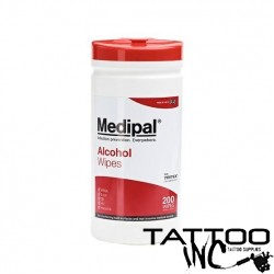 Medipal® Alcohol 200 Wipe Canister