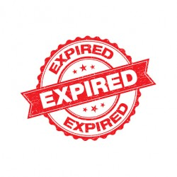 Expired products
